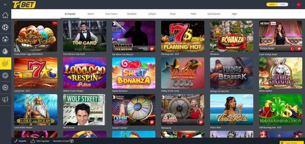 Casino Promosyonlari