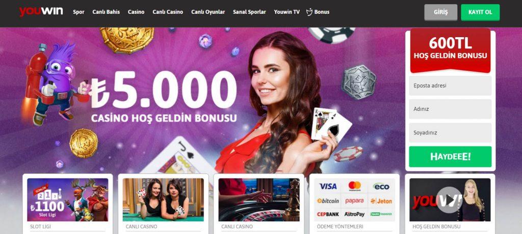 FreeSpinBonusu Veren Casino Siteleri