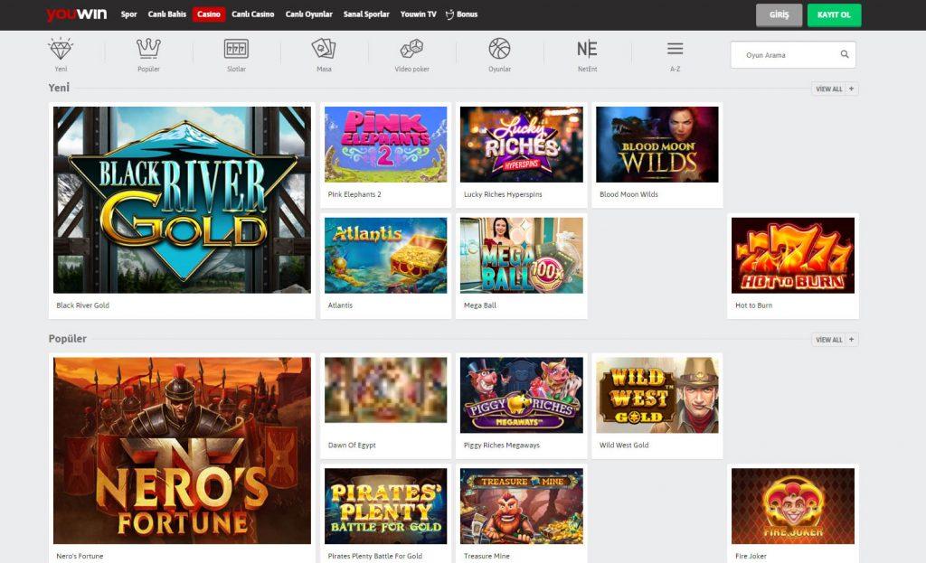 VIP Casino Bonusu Veren Casino Siteleri